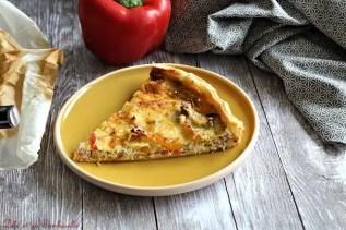 Tarte au thon & poivrons (3)