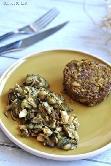 Poêlée courgettes épices & noix de cajou (4)