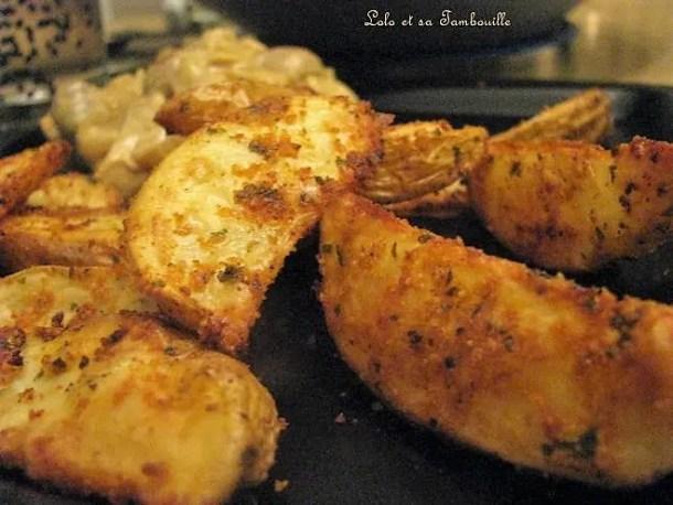 Country Potatoes homemade