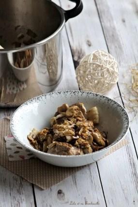Rôti de veau aux champignons (2)