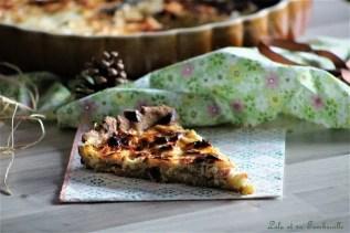 Tarte aux poireaux & fromage blanc (10)