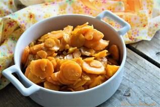 Carottes confites au miel & épices (4)