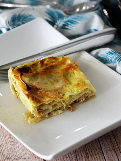 Lasagnes aux fruits de mer (4)