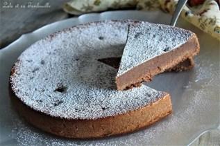 Gâteau fondant au chocolat (1)