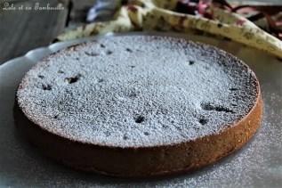 Gâteau fondant au chocolat (2)