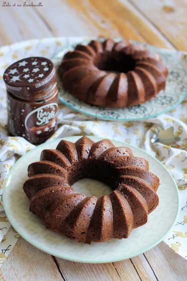 Cake à la pâte à tartiner (3)