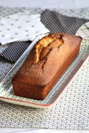 Cake au rhum & à la vanille (2)