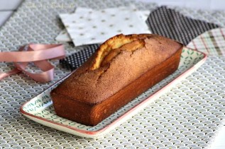 Cake au rhum & à la vanille (3)