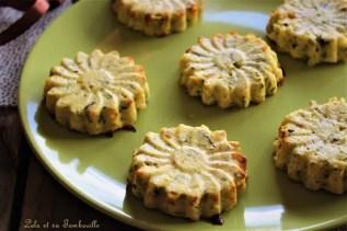 Flans de courgettes & curry (4)