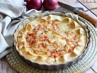 Tarte à la tomates made in lolo (2)