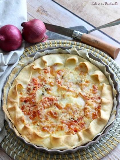 Tarte à la tomates made in lolo (4)