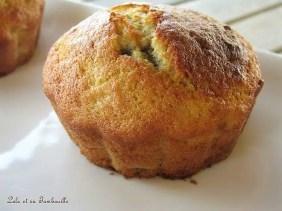 Muffins à la banane coeur de nutella (1)