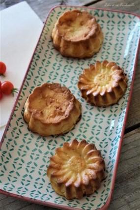 Quichettes sans pâtes au jambon, tomates & moutarde (5)