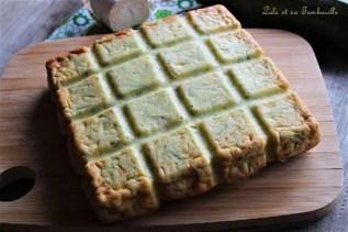 Cake aux courgettes & chèvre (2)