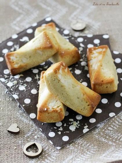 Muffins aux amandes (2)
