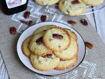 Cookies noix de pécan & sirop érable (5)