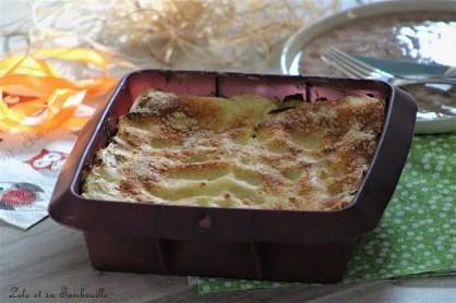 Lasagnes aux poireaux & saumon (2)