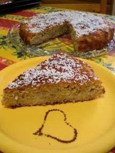 gâteau banane iréne