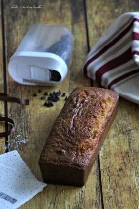 Cake à la noix de coco & pépites de chocolat (2)