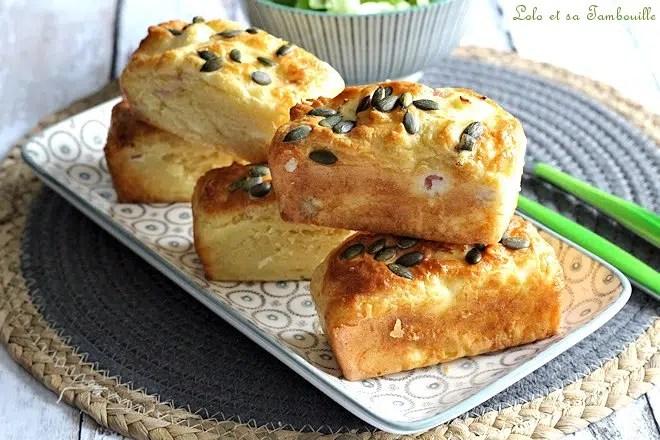 Cakes aux kiri