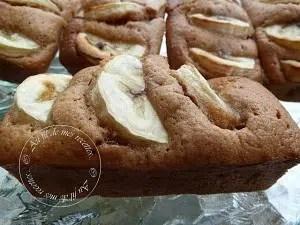 Mini-cakes-carambars-bananes--cécile au fil de mes recettes