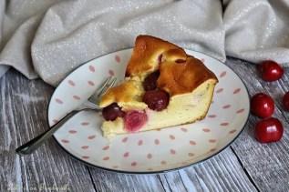 Gâteau léger aux cerises (8)