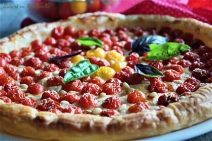 Tarte fine aux tomates cerises (4)