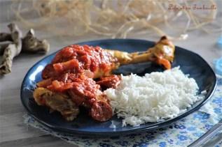 Poulet au chorizo (2)
