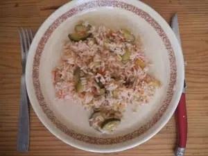 marie lyse riz à la provençale