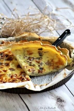 Quiche au roquefort & noix (4)