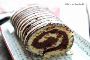 Un gâteau roulé original !