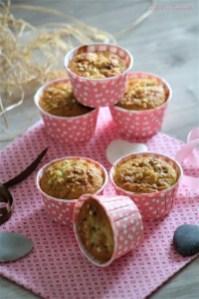 Gâteaux rapides aux pommes (3)