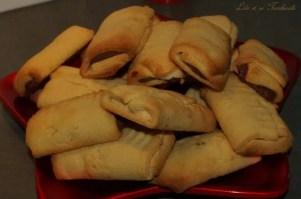 Biscuits fourrés façon Kango