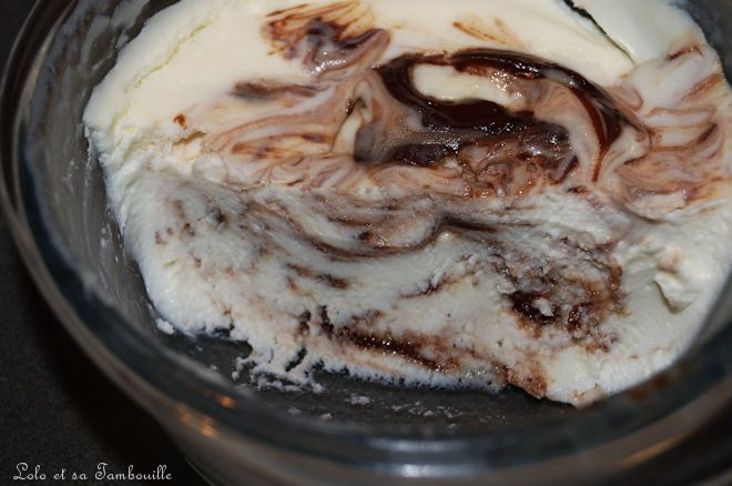 Mug Cheesecake au Nutella