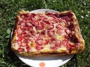 millasson aux fraises chau
