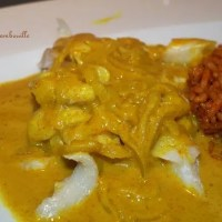Églefin sauce au curry