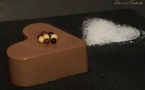 Flans au chocolat & crème d'amande (3)