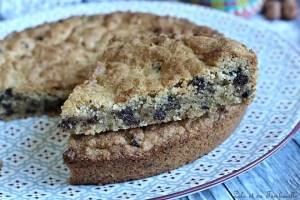 Maxi cookies aux noisettes