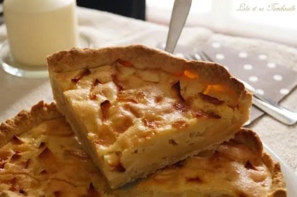 Tarte aux pommes gourmande (6)