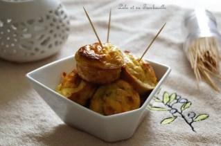 Bouchées au thon & fromage frais (3)