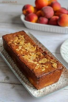 Cake aux abricots & amandes effilées (3)