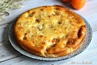 Gâteau amandine aux abricots (2)