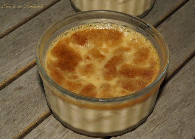 Crèmes aux oeufs aux spéculoos (4)