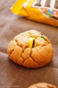 Cookies au beurre de cacahuètes....