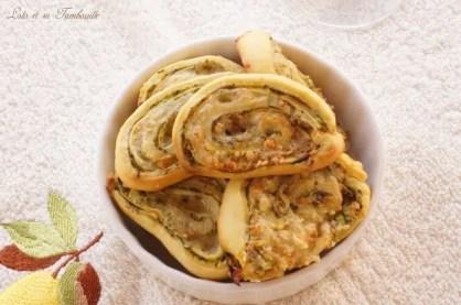 Spirales courgette & pesto (5)