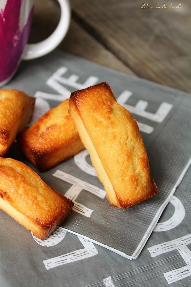 Financiers de Belle Maman