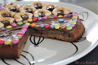 Poisson chocolaté {gâteau praliné} (1)