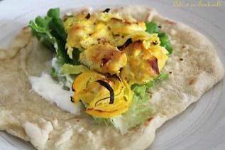 Poulet au safran & citron {Joojeh Kabab} (9)