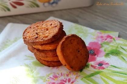Sablés à la tomate & parmesan (3)