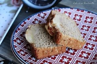Cake à la compote & pomme (5)